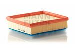 Filtr powietrza MANN-FILTER  C 24 024