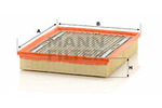 Filtr powietrza<br>MANN-FILTER<br>C 33 189/1