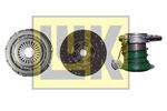 Sprzęgło - komplet LUK LuK RepSet Pro 636 3025 33-Foto 2
