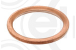 Pierścień uszczelniający korka spustowego oleju ELRING  114.600