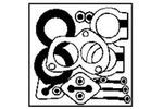 Zestaw montażowy tłumika WALKER 85052 WALKER 85052