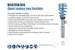 Zestaw zawieszenia - sprężyny śrubowe i amortyzatory BILSTEIN Bil_023557-Foto 3