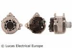 Alternator LUCAS ELECTRICAL  LRA02931-Foto 2