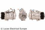Kompresor klimatyzacji LUCAS ELECTRICAL ACP165