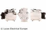 Kompresor klimatyzacji LUCAS ELECTRICAL  ACP227