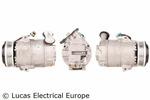 Kompresor klimatyzacji LUCAS ELECTRICAL ACP338