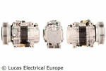 Kompresor klimatyzacji LUCAS ELECTRICAL ACP340