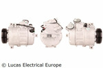 Kompresor klimatyzacji LUCAS ELECTRICAL ACP343 LUCAS ELECTRICAL ACP343