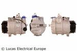 Kompresor klimatyzacji LUCAS ELECTRICAL ACP355 LUCAS ELECTRICAL ACP355
