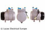 Kompresor klimatyzacji LUCAS ELECTRICAL ACP659