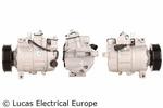 Kompresor klimatyzacji LUCAS ELECTRICAL  ACP670