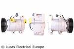 Kompresor klimatyzacji LUCAS ELECTRICAL ACP966 LUCAS ELECTRICAL ACP966