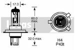 Żarówka lampy przeciwmgielnej LUCAS ELECTRICAL LLB472PR-Foto 2