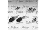 Komplet zamków VALEO 256014 VALEO 256014