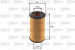 Filtr oleju VALEO 586550