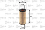 Filtr oleju VALEO 586553