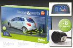 Czujniki parkowania VALEO Beep&Park - zestaw na przód i tył-Foto 2