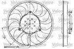 Wentylator chłodnicy silnika VALEO 698612