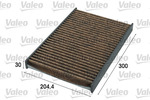 Filtr kabinowy VALEO 701023
