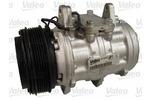 Kompresor klimatyzacji VALEO CZĘŚĆ REGENEROWANA 813653