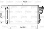 Chłodnica klimatyzacji - skraplacz VALEO 814351 VALEO 814351