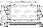 Chłodnica powietrza doładowującego - intercooler VALEO 816890 VALEO 816890