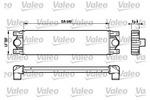 Chłodnica powietrza doładowującego - intercooler VALEO 817115 VALEO 817115