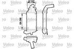 Chłodnica powietrza doładowującego - intercooler VALEO 817399 VALEO 817399