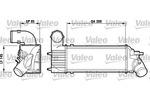 Chłodnica powietrza doładowującego - intercooler VALEO 817437 VALEO 817437