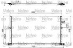 Chłodnica klimatyzacji - skraplacz VALEO 817657