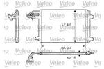 Chłodnica klimatyzacji - skraplacz VALEO 817777