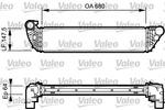 Chłodnica powietrza doładowującego - intercooler VALEO 817828