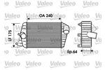 Chłodnica powietrza doładowującego - intercooler VALEO 817879 VALEO 817879