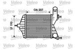 Chłodnica powietrza doładowującego - intercooler VALEO 817882 VALEO 817882