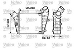 Chłodnica powietrza doładowującego - intercooler VALEO 817901 VALEO 817901
