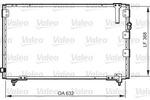 Chłodnica klimatyzacji - skraplacz VALEO  818105