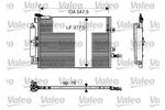 Chłodnica klimatyzacji - skraplacz VALEO 818166