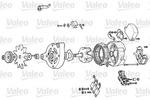 Alternator VALEO 9AR2923P