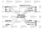 Przełącznik kolumny kierowniczej VALEO 251266-Foto 2