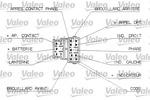 Przełącznik kolumny kierowniczej VALEO 251312-Foto 2