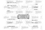 Przełącznik kolumny kierowniczej VALEO 251444-Foto 2