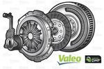 Sprzęgło - komplet VALEO (837352)