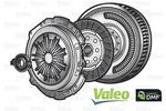 Sprzęgło - komplet VALEO  837038