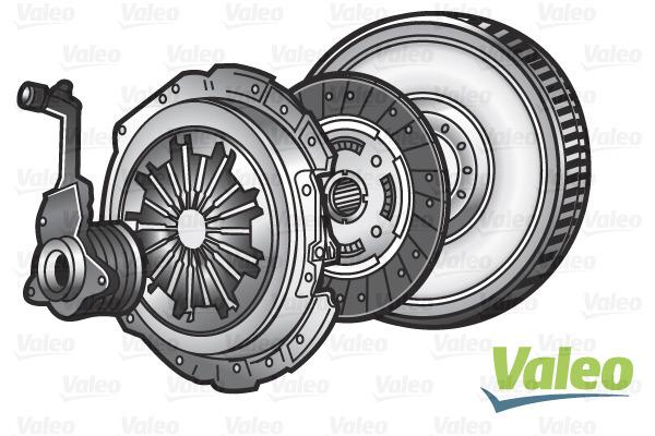 Sprzęgło - komplet VALEO 845148