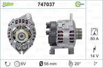 Alternator VALEO  747037 - Foto 4