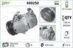 Kompresor klimatyzacji VALEO 699250