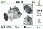 Kompresor klimatyzacji VALEO  699380