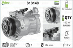 Kompresor klimatyzacji VALEO (813140)