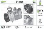 Kompresor klimatyzacji VALEO 813166 VALEO 813166