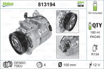 Kompresor klimatyzacji VALEO 813194 VALEO 813194